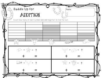 Saddle Up Addition & Subraction