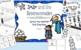 Sadie and the Snowman: Speech and Language Book Companion