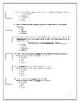 Sadlier:  Level A - Unit 1 Test w/ Answer Key (Editable)