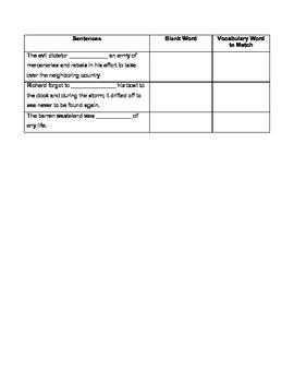 Sadlier-Oxford, Level C Unit 3 Prediction w/ a Twist