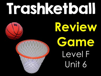 Sadlier-Oxford Level F Vocabulary:  Unit 6 Review Game