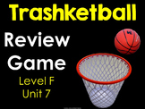 Sadlier-Oxford Level F Vocabulary:  Unit 7 Review Game