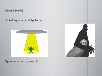 Sadlier Vocabulary Workshop Level A -- Unit 12 Powerpoint
