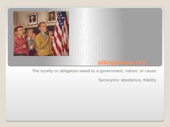 Sadlier Vocabulary Workshop Level A -- Unit 14 Powerpoint