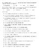 Sadlier Vocabulary Workshop Level C Unit 10 Test