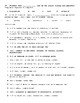 Sadlier Vocabulary Workshop Level C Units 10 - 12 Tests