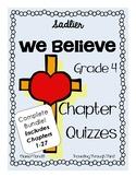 Sadlier We Believe Religion Quizzes: Grade 4