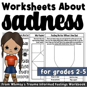 Trauma Workbook Worksheets Teachers Pay Teachers