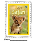 Safari: A National Geographic Kids Informational Book