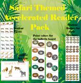 Jungle/Safari Accelerated Reader Bulletin Board and Tracking Pack