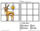 Safari Addition Cut and paste Puzzles