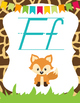 Safari | African Themed Alphabet Posters W/Beginning Sound Pictures