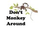 Safari/ Animal/ Jungle Behavior Chart Template