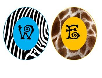 Safari- Animal Packet Set **