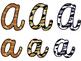 Safari / Animal Print Classroom Decor: Bulletin Board Scri
