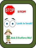 Safari Ask3BeforeMe Sign