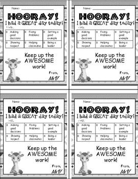 Safari Behavior Notes