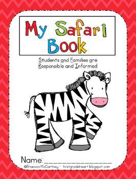 Safari Book Cover