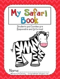 Safari Book Cover