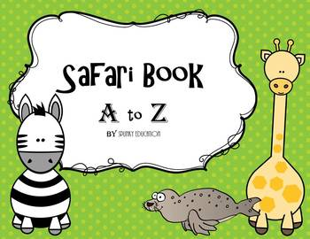 Safari Book from A to Z