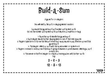 Safari Build-a-Sum Game