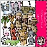 Safari clip art - COMBO PACK- by Melonheadz