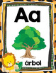 Safari Classroom Decor (SPANISH)