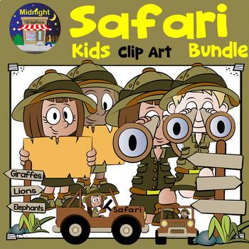 Safari Clip Art