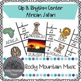Safari Clip It Rhythm Center