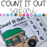 Safari Count It Out Adapted Books