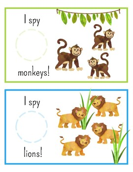 Safari Counting