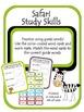 Safari Dictionary (Guide Words) Study Skills