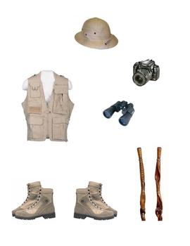 Safari Doll