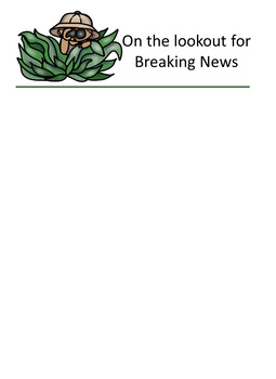 Safari / Jungle theme - Current Events and Breaking News