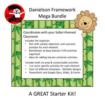 Safari / Jungle theme Danielson Mega Bundle
