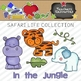 Safari Life Clipart Collection ~ Commercial Use*