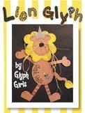 Safari Lion Glyph (with Writing Options)