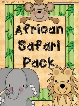 Safari Literacy and Numeracy Pack