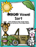 Safari Long Vowels *FREEBIE*