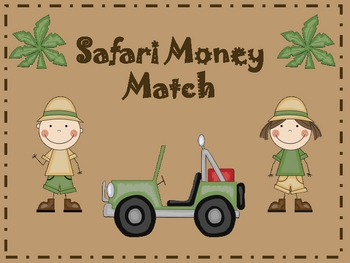Safari Money Match
