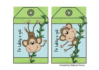 Safari Monkey Computer Passes