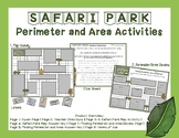 Perimeter and Area Activities