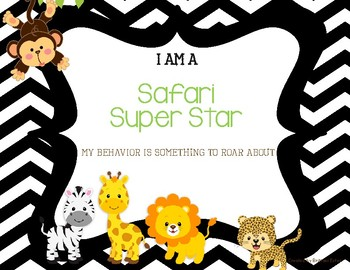 Safari Super Star Behavior System