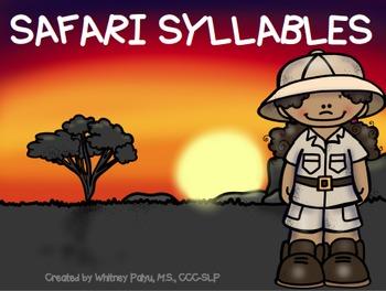 Safari Syllables
