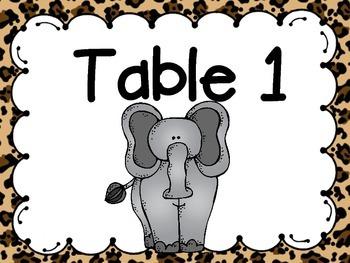 Safari Teacher Kit