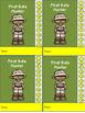 Safari Theme Behavior Punchcards