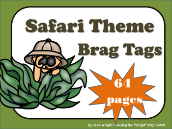 Safari Theme Brag Tags
