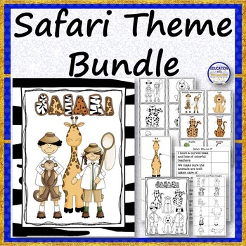 Safari Theme Bundle