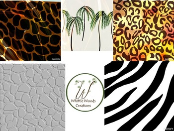 Safari Themed Backgrounds