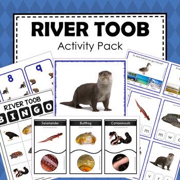 Safari Toob River Preschool Kindergarten Activity Pack